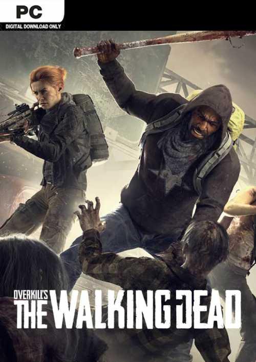 Overkills The Walking Dead PC key