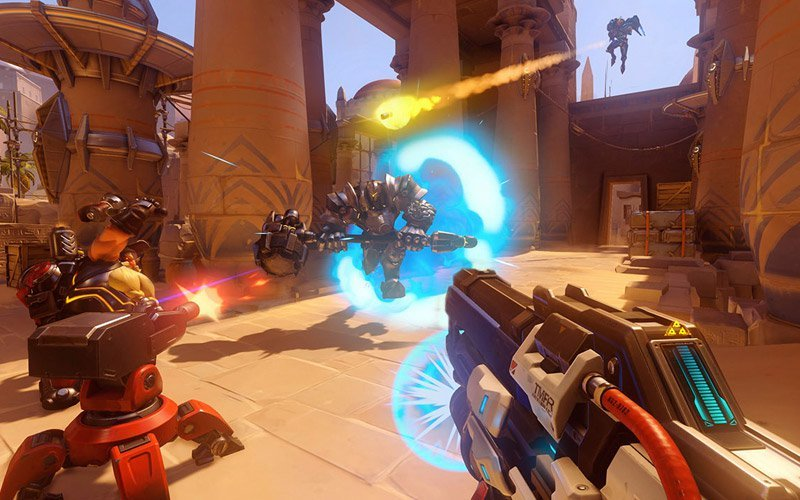 Overwatch - Game Of The Year Edition PC cheap key to download