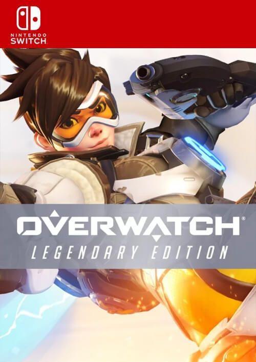 Overwatch Legendary Edition Switch (US) key