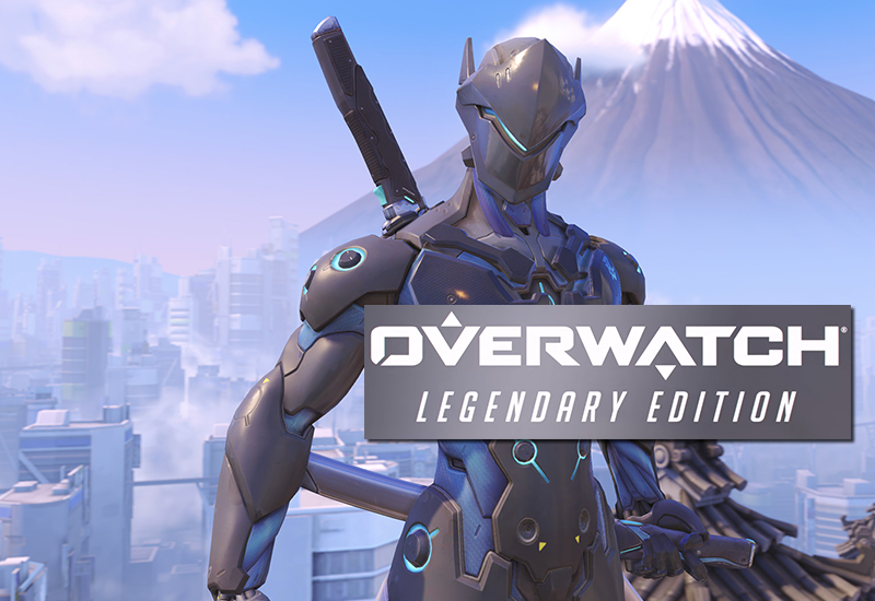 Overwatch Legendary Edition Switch (US) cheap key to download