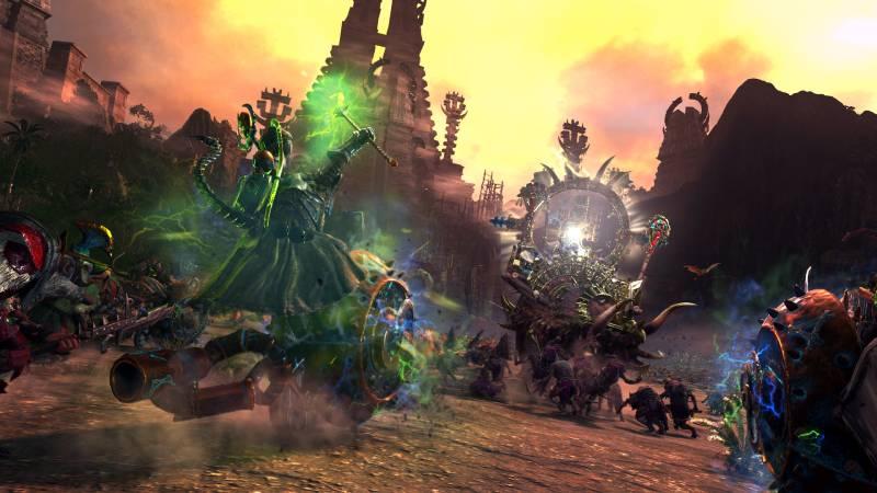 Total War: Warhammer II 2 - The Prophet & The Warlock DLC PC (EU) cheap key to download