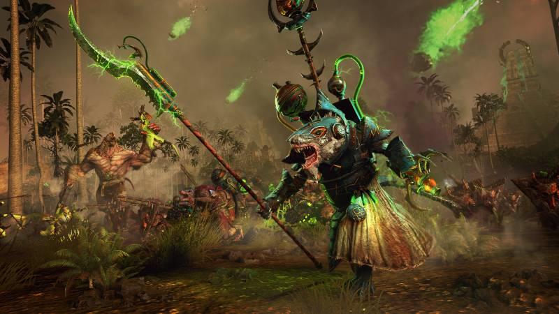 Total War: Warhammer II 2 - The Prophet & The Warlock DLC PC (WW) cheap key to download