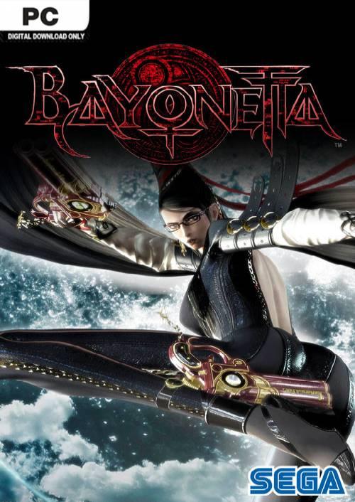 Bayonetta PC (EU) key