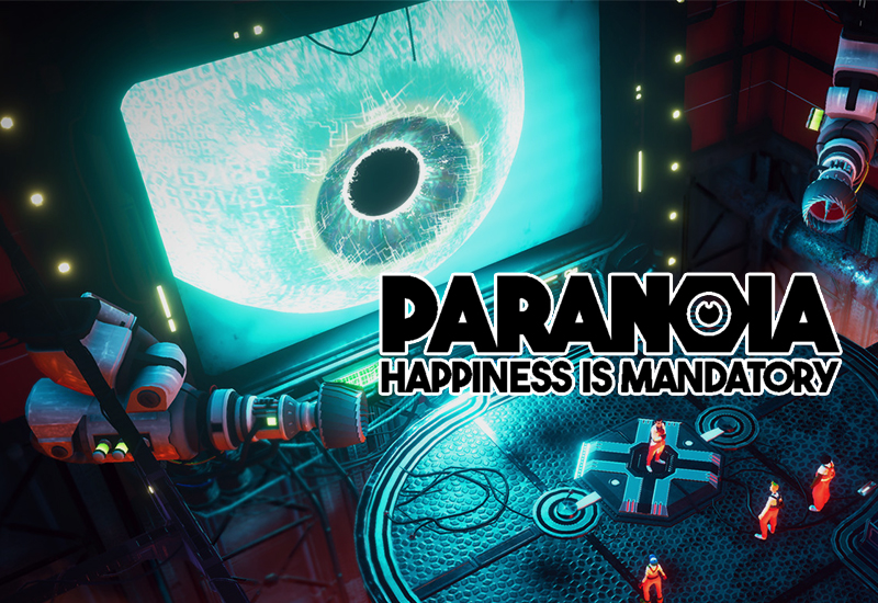 Paranoia - Happiness is Mandatory PC cheap key to download