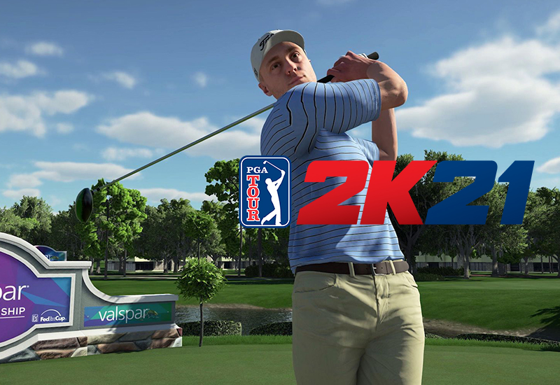 PGA Tour 2K21 Deluxe Edition PC (EU) cheap key to download