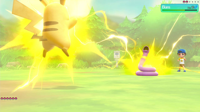 Pokemon Let's Go! Pikachu Switch cheap key to download