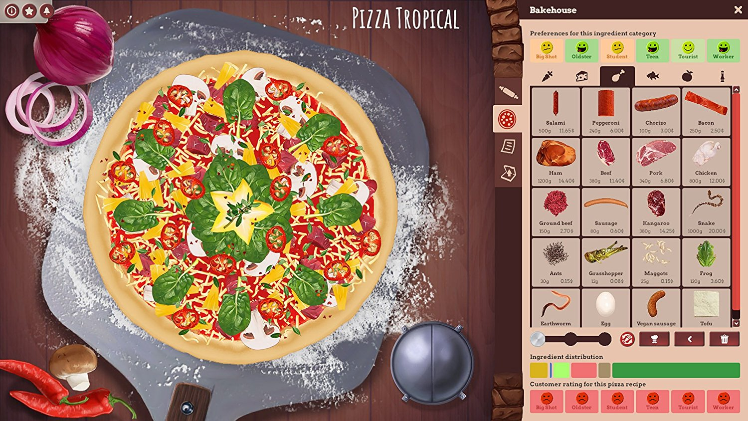 Pizza Connection 3 PC cheap key to download