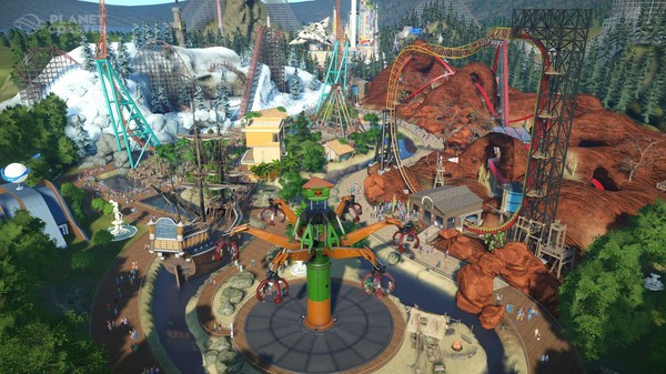 Planet Coaster PC cheap key to download