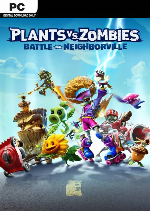 Plants vs. Zombies: Battle for Neighborville PC key