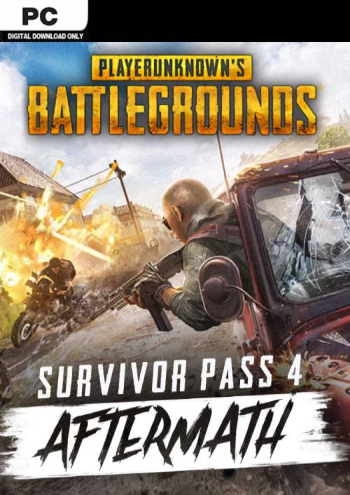 PlayerUnknown's Battlegrounds (PUBG) PC Survivor Pass 4: Aftermath PC key