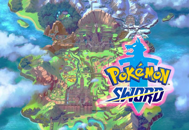 Pokémon Sword Switch cheap key to download