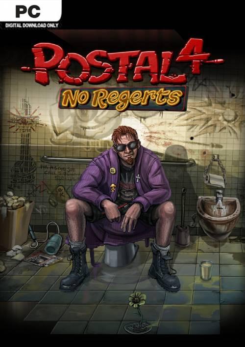 POSTAL 4: No Regerts PC key