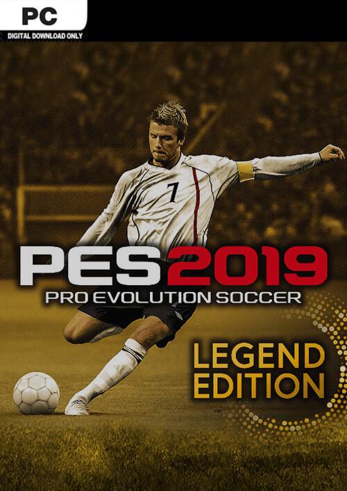 Pro Evolution Soccer (PES) 2019 Legend Edition PC