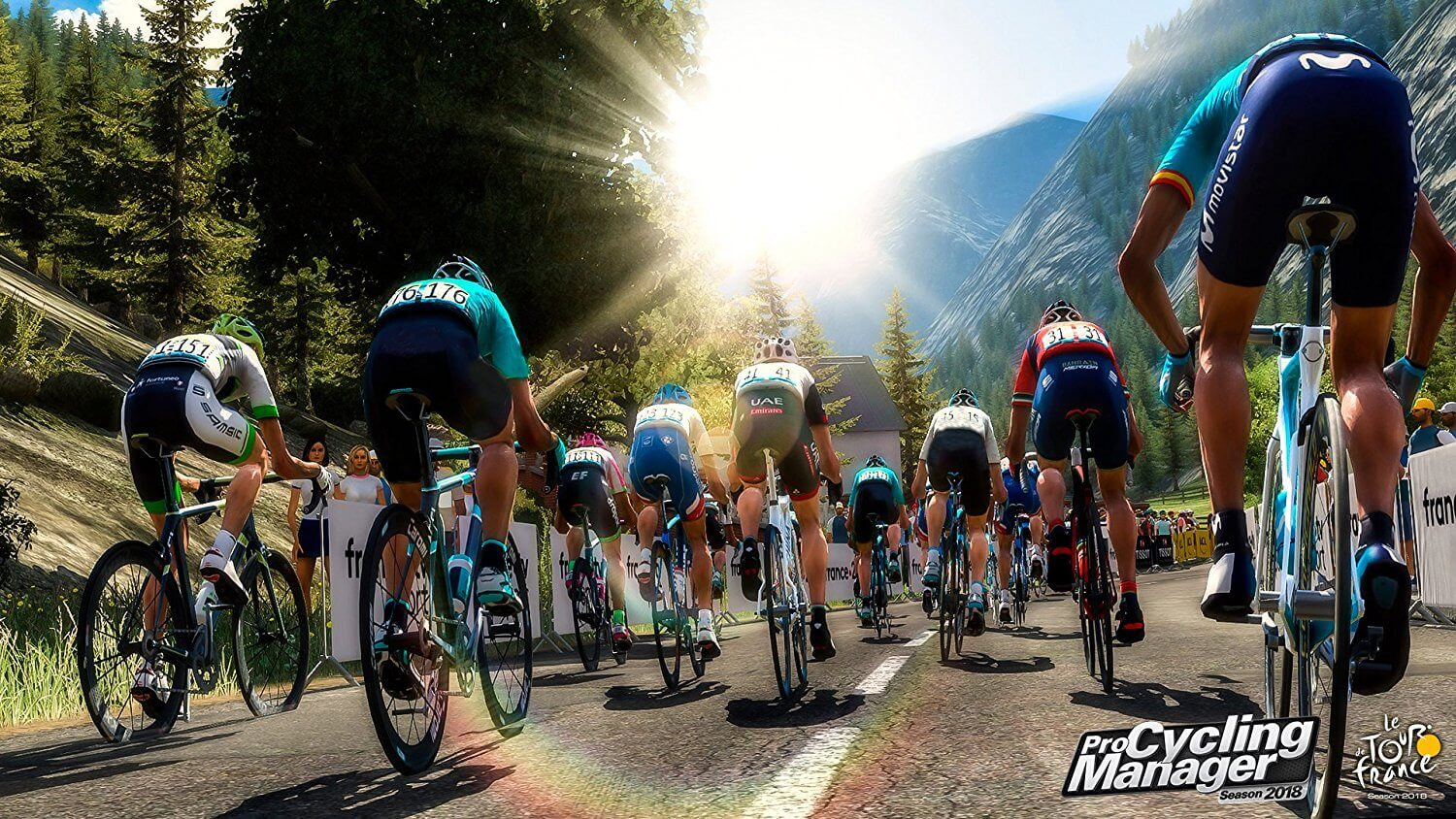 Pro Cycling Manager 2018 PC cheap key to download