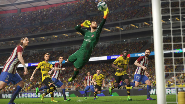 Pro Evolution Soccer (PES) 2018 - Premium Edition PC cheap key to download