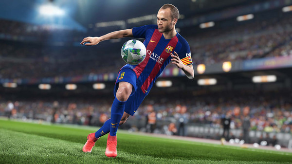 Pro Evolution Soccer (PES) 2018 - Standard Edition PC cheap key to download