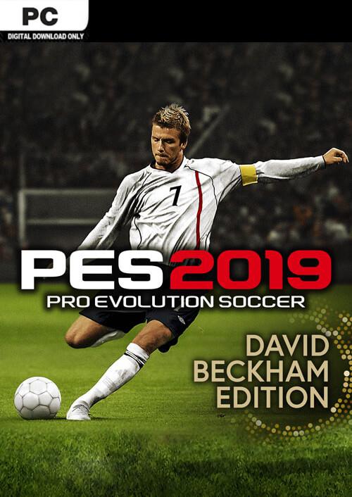Pro Evolution Soccer (PES) 2019 David Beckham Edition PC