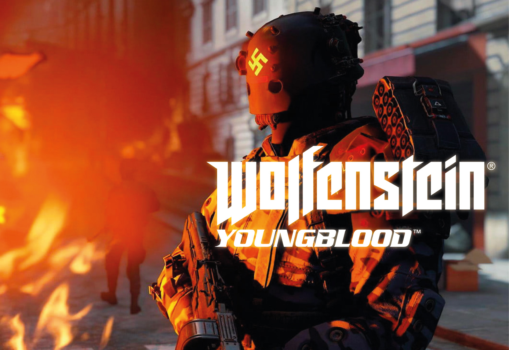 Wolfenstein: Youngblood Switch cheap key to download