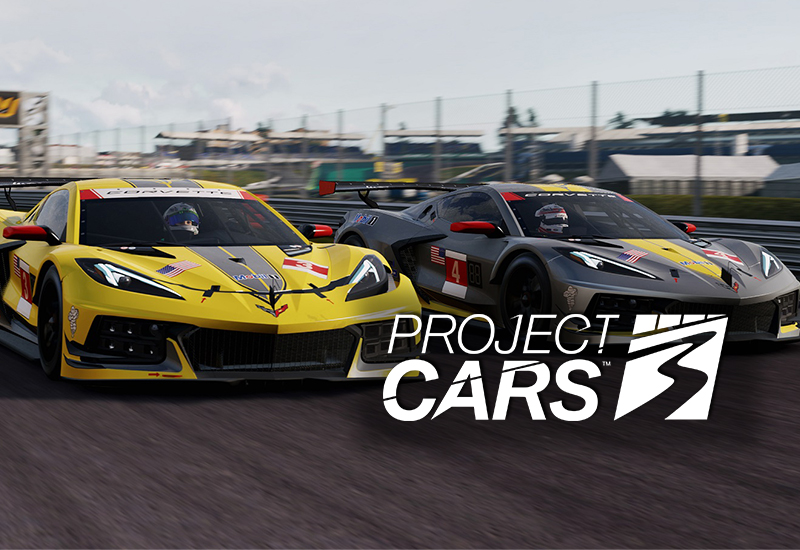 Project Cars 3 PC cheap key to download