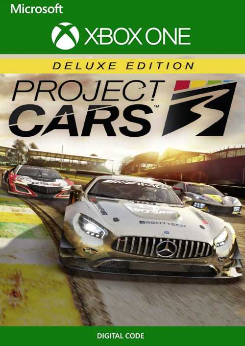 Project Cars 3 Deluxe Xbox One
