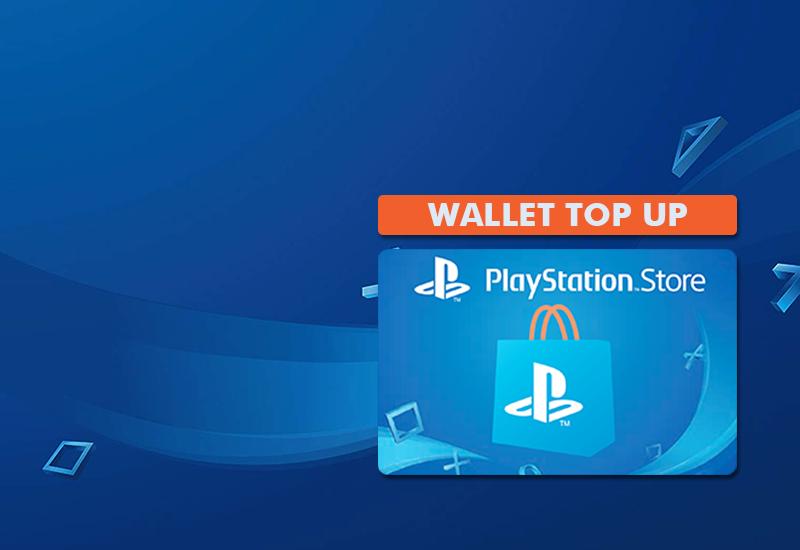 Playstation Network Card - £40 (PS Vita/PS3/PS4) cheap key to download