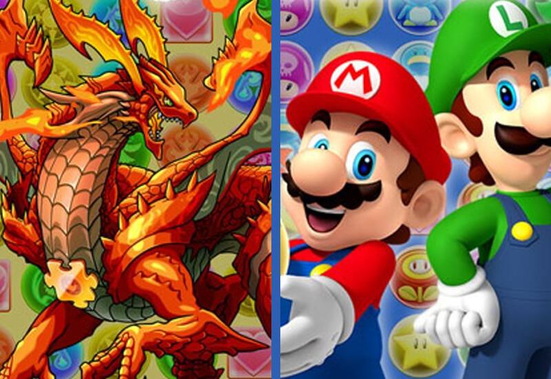 Puzzle and Dragons Z + Puzzle and Dragons Super Mario Bros. Edition Nintendo 3DS/2DS - Game Code cheap key to download