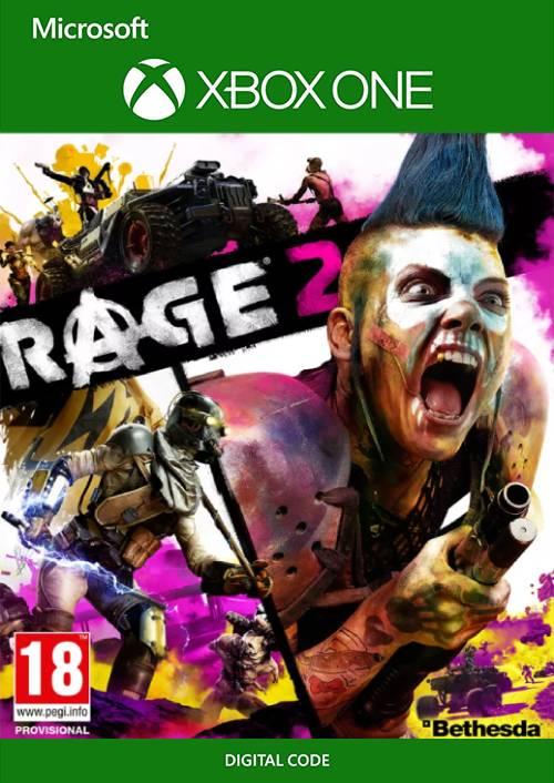Rage 2 Xbox One key
