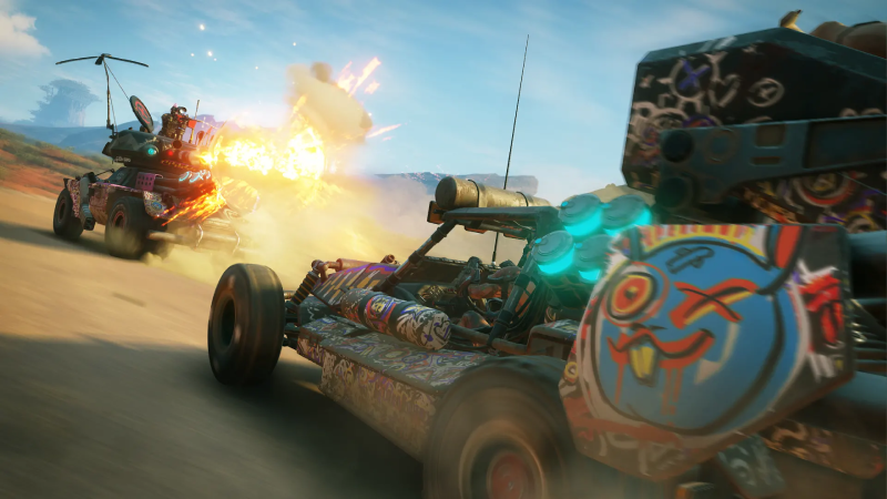 Rage 2 Deluxe Edition PC cheap key to download
