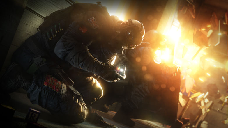 Tom Clancy's Rainbow Six Siege: Advanced Edition PC cheap key to download
