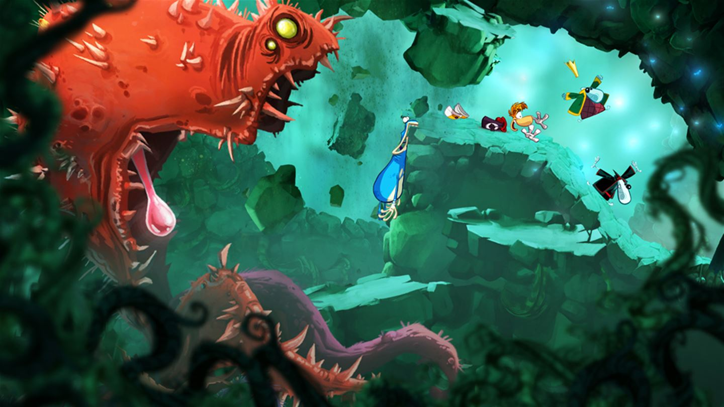 Rayman Origins - Xbox 360 / Xbox One cheap key to download