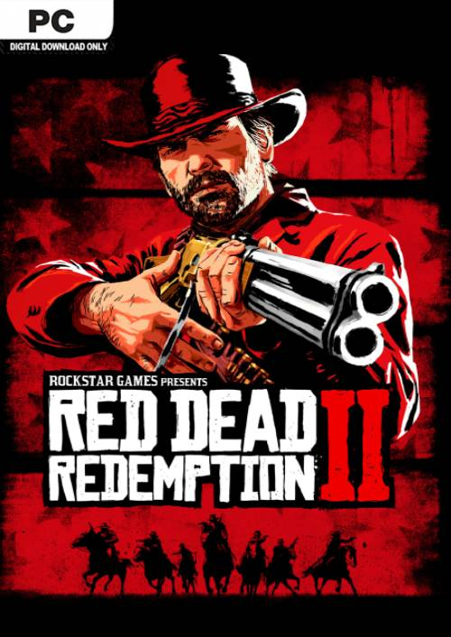 Red Dead Redemption 2 PC + DLC key