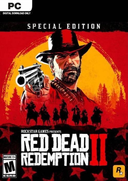 Red Dead Redemption 2 - Special Edition PC + DLC key
