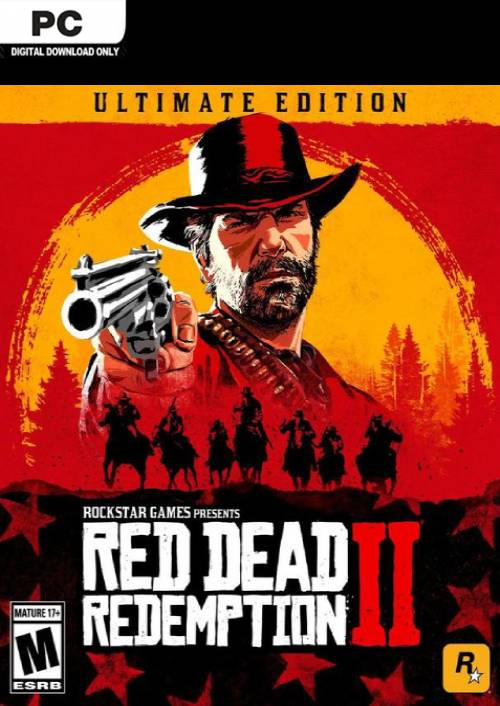 Red Dead Redemption 2 - Ultimate Edition PC + DLC key