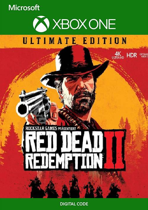 Red Dead Redemption 2: Ultimate Edtion Xbox One (UK)