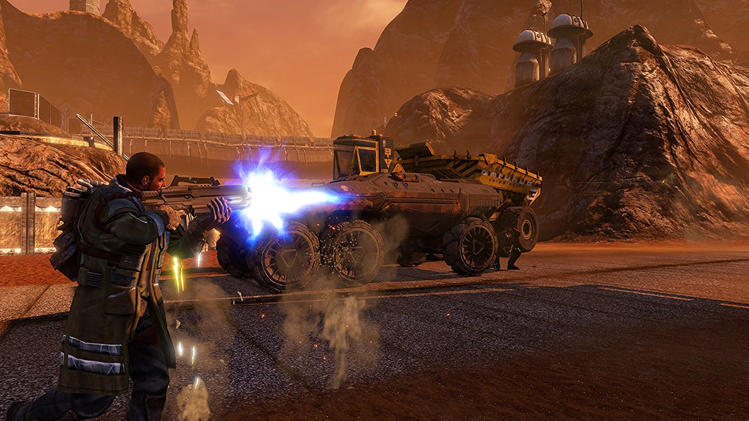 Red Faction Guerrilla Re-Mars-tered PC cheap key to download