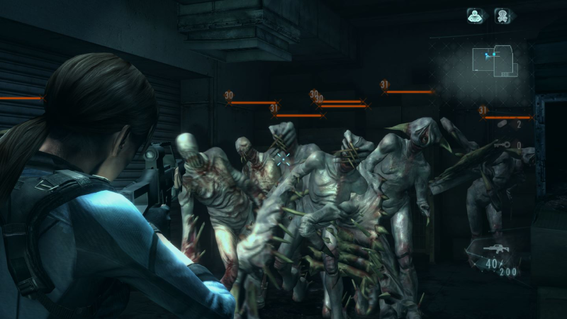 Resident Evil Revelations Xbox One cheap key to download