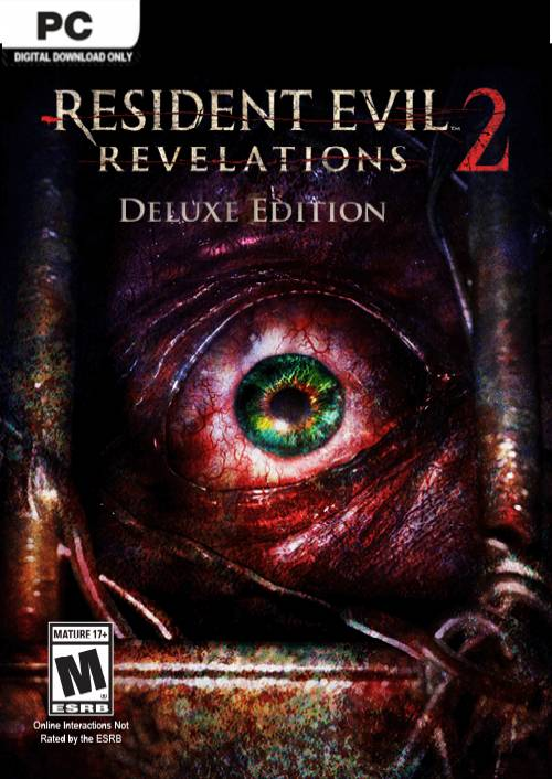 Resident Evil Revelations 2: Deluxe Edition PC key