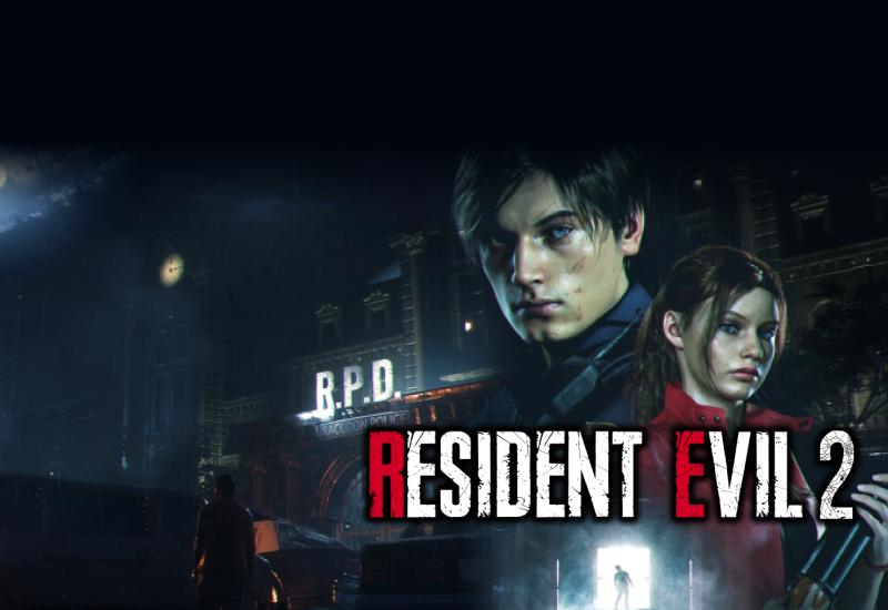 Resident Evil 2 / Biohazard RE:2 PC (EMEA) clé pas cher à télécharger
