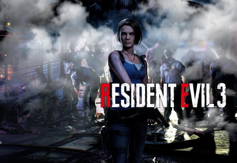 Resident Evil 3 PC clé pas cher à télécharger