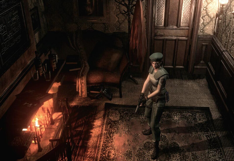 Resident Evil HD Remaster PC cheap key to download