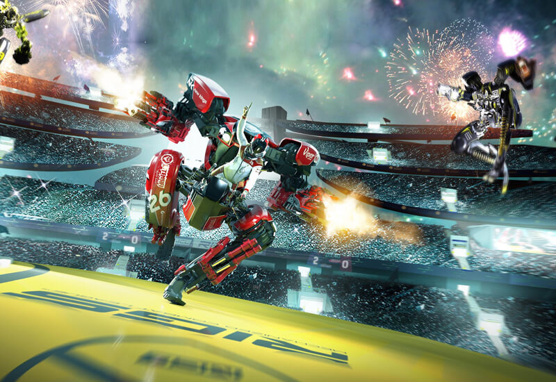 RIGS Mechanized Combat League VR PS4 cheap key to download