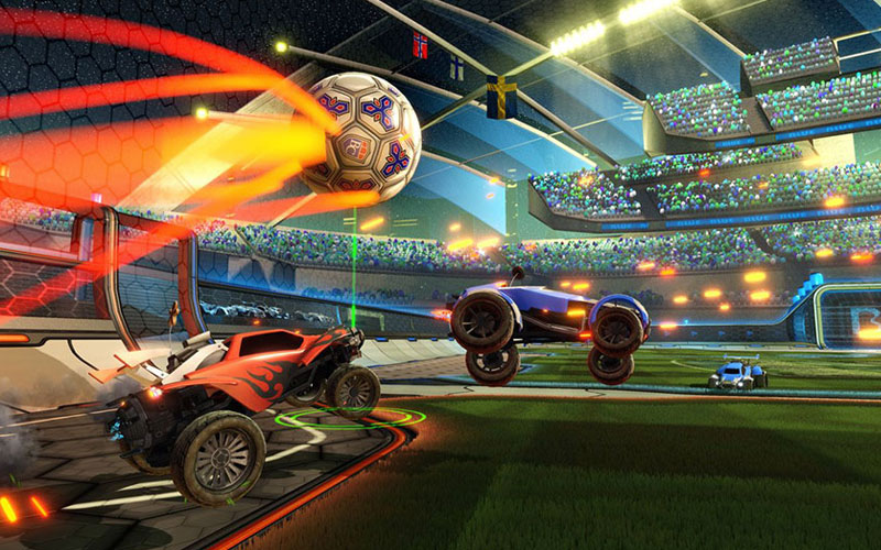Rocket League PC cheap key to download