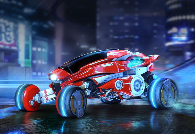 Rocket League PC - Esper DLC cheap key to download
