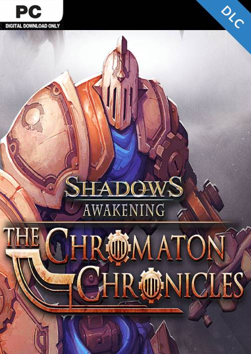Shadows Awakening - The Chromaton Chronicles PC - DLC key