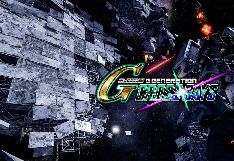 SD Gundam G Generation Cross Rays PC + Pre-Order Bonus clé pas cher à télécharger