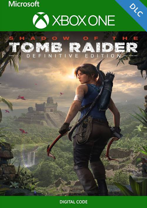 Shadow of the Tomb Raider Definitive Edition Extra Content Xbox One