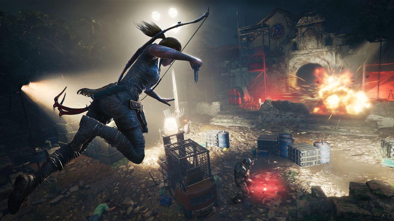 Shadow of the Tomb Raider Deluxe Edition Xbox One clave barata para descarga