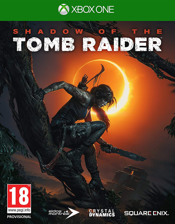 Shadow of the Tomb Raider Xbox One key