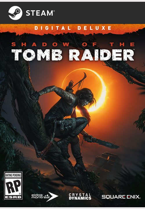 Shadow of the Tomb Raider Deluxe Edition PC + DLC
