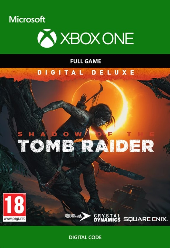 Shadow of the Tomb Raider Deluxe Edition Xbox One key